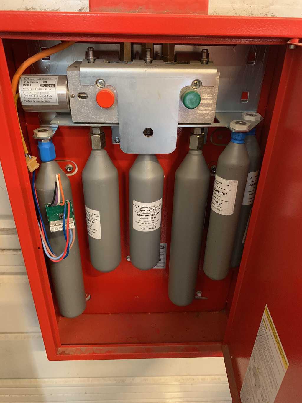 Système de désenfumage naturel Lyon 69009